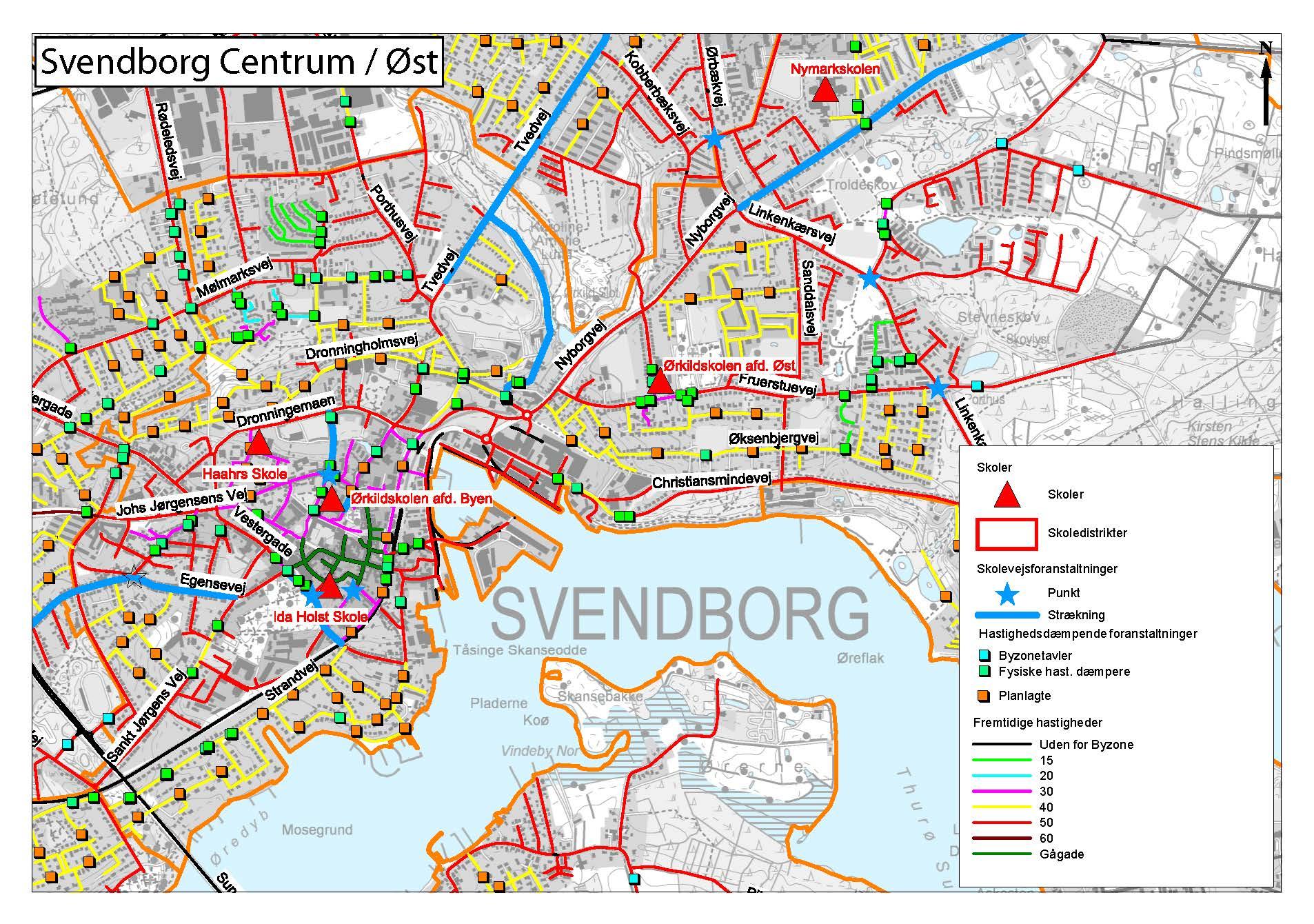Svendborg by – hvad sker der? | svendborg trafiksikkerhedsby